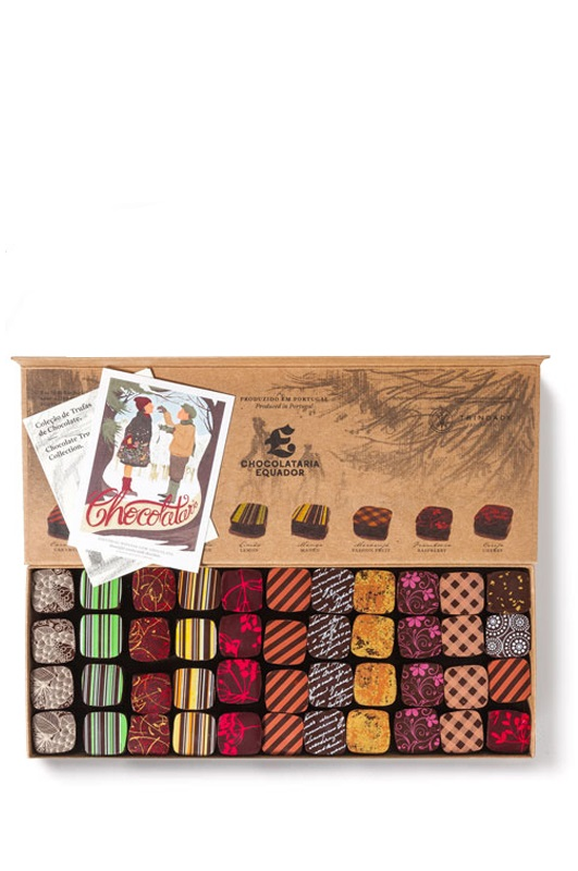 Box of 44 assorted bonbons