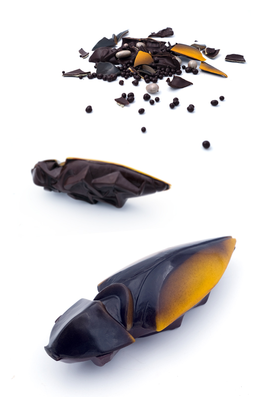 Dagger beetle chocolate and Almond