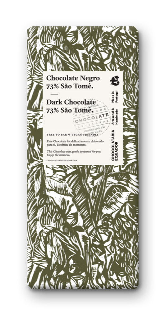 Chocolate negro 73% cacao