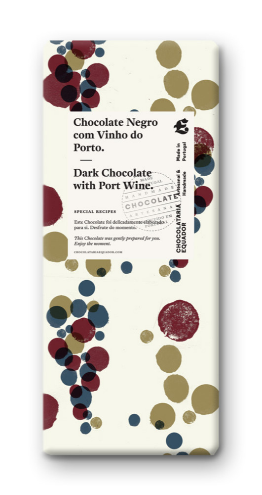 Dark chocolate and Porto Wine